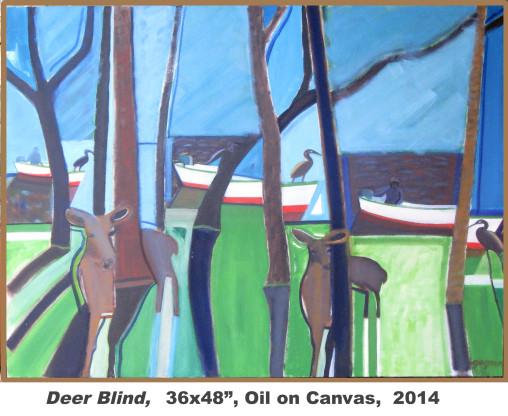Deer Blind