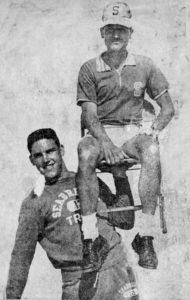 Coach on a Pedestal