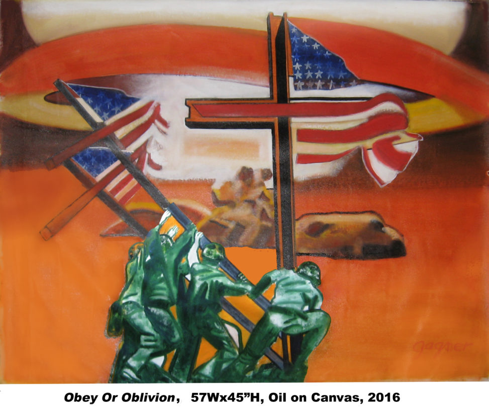 Obey Or Oblivion